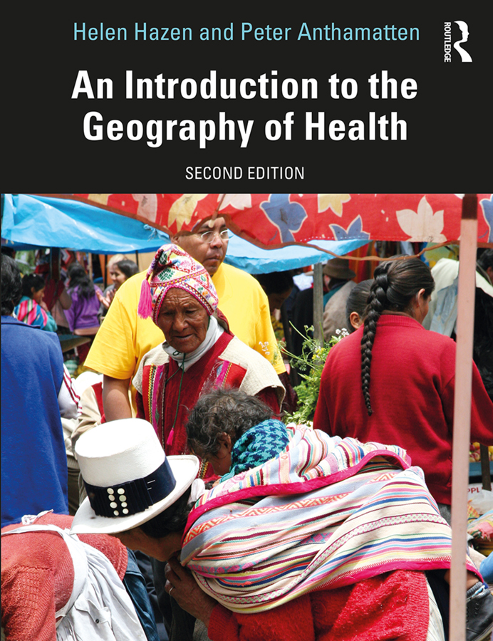 An Introduction to the Geography of Health book cover