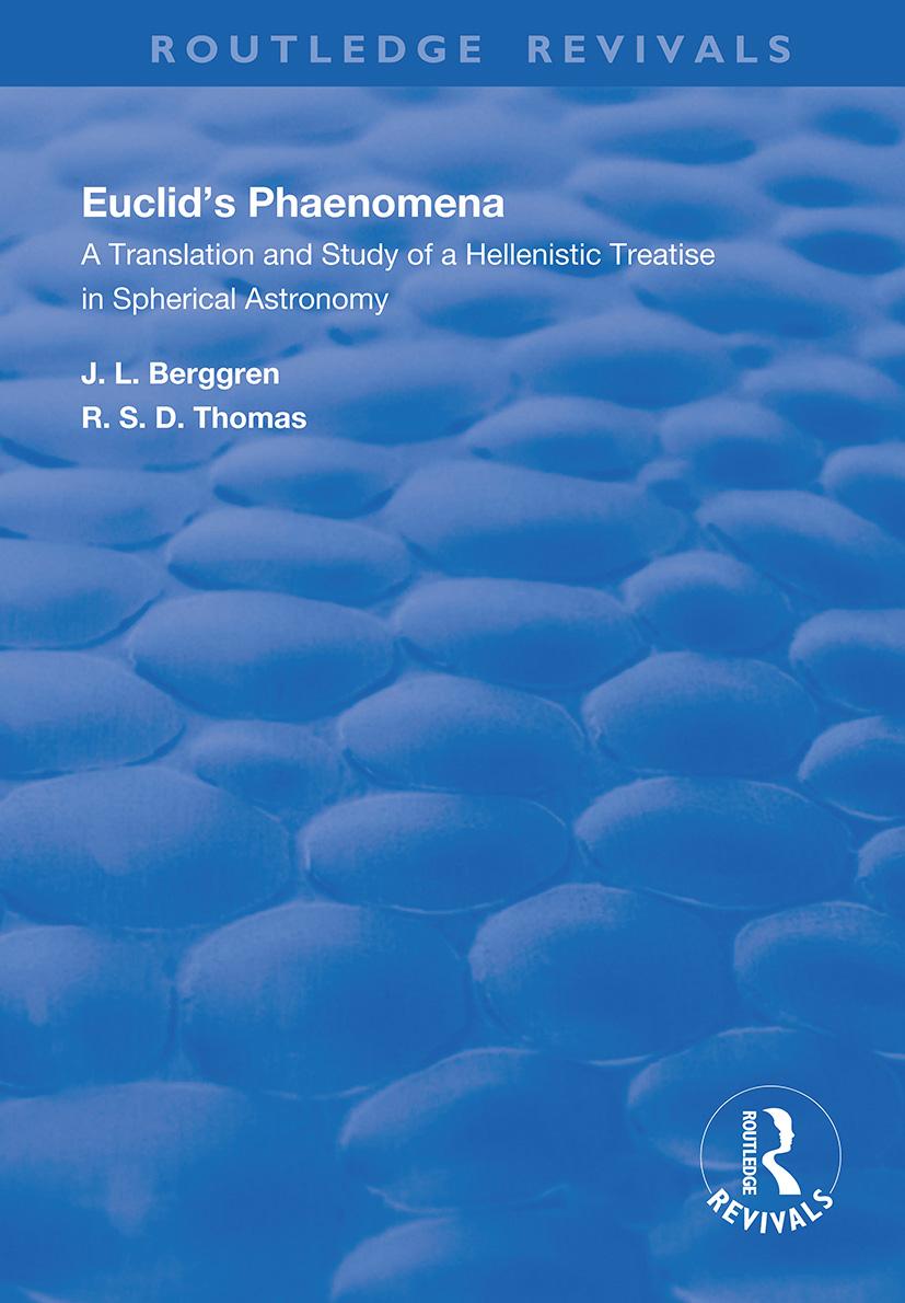 Euclid's Phaenomena