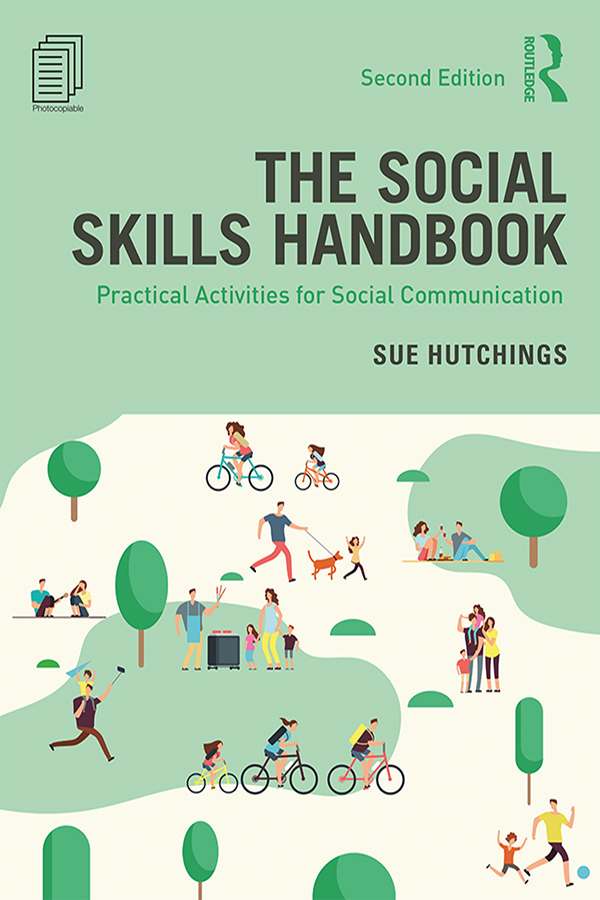 The Social Skills Handbook: Practical Activities for Social Communication book cover
