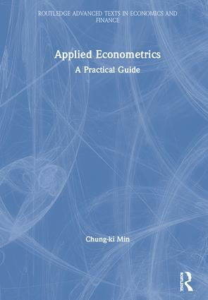Applied Econometrics: A Practical Guide book cover