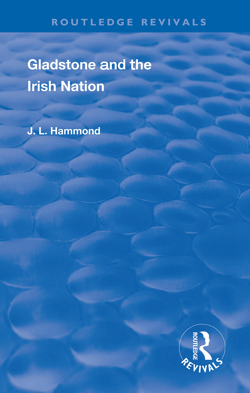 Gladstone and the Irish Nation