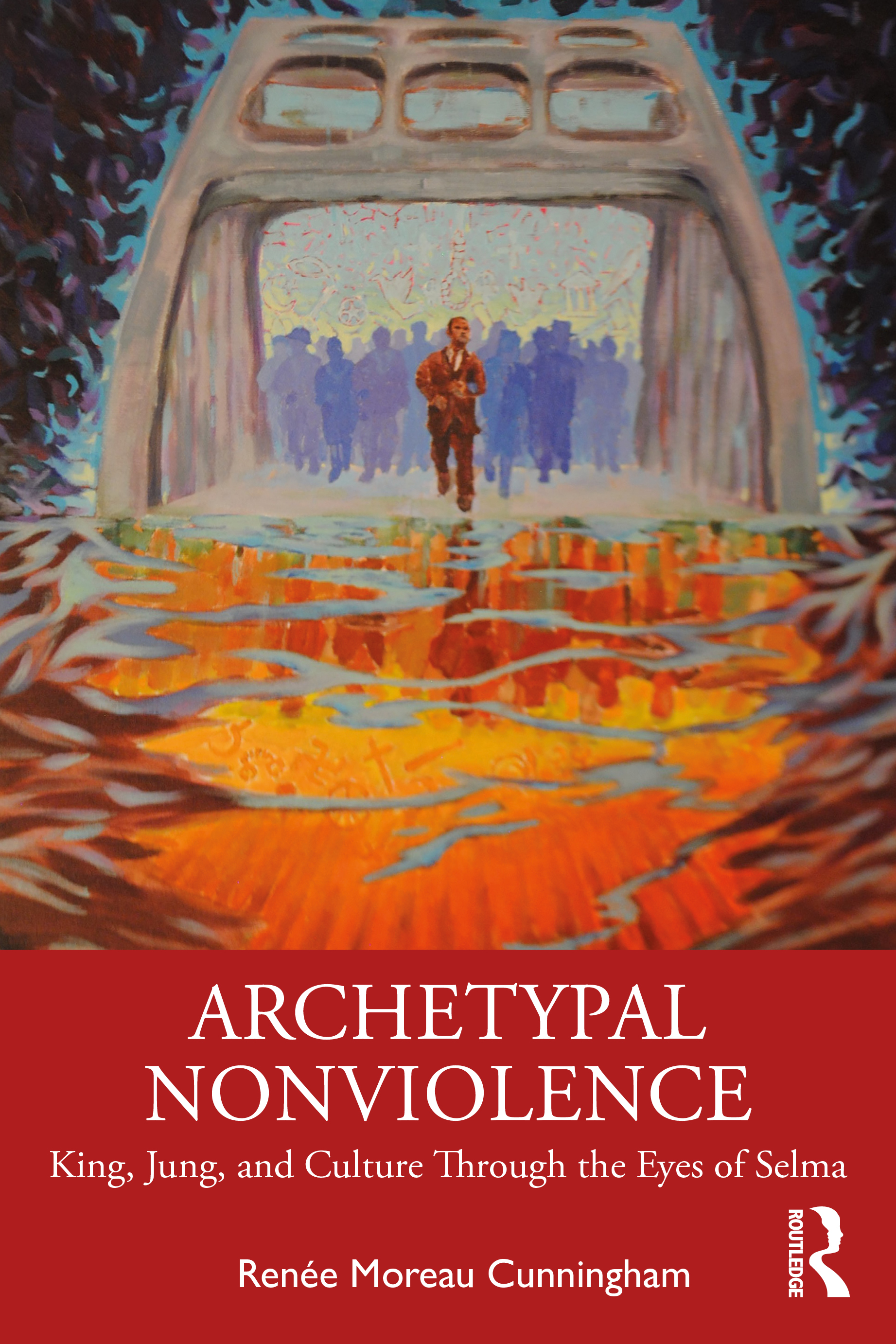 The analytic stance and the eightfold path of nonviolence