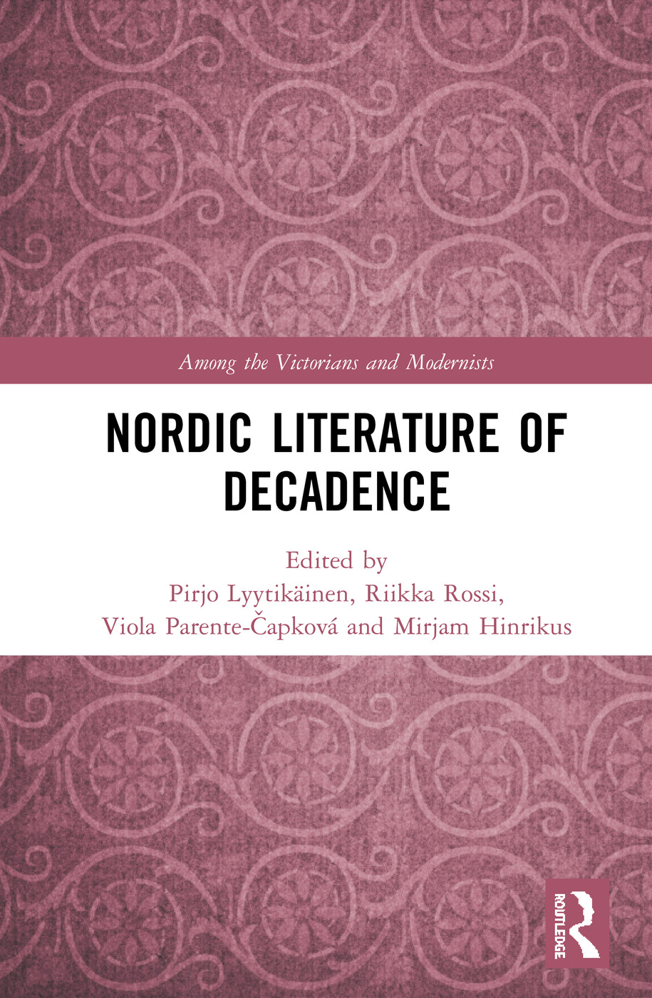 Nordic Literature of Decadence book cover