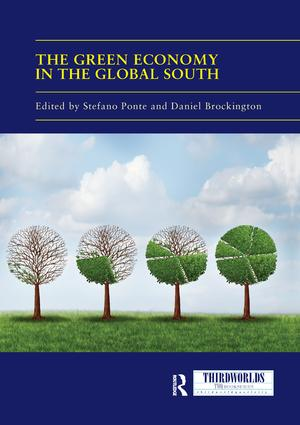 The Green Economy in the Global South book cover