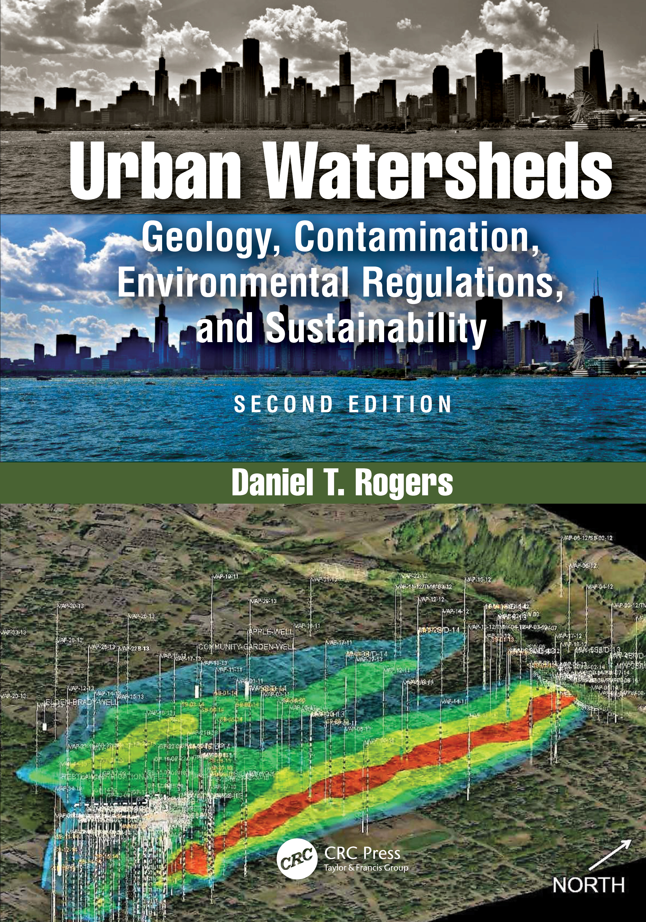 Urban Watersheds: Geology, Contamination, Environmental Regulations, and Sustainability, Second Edition book cover