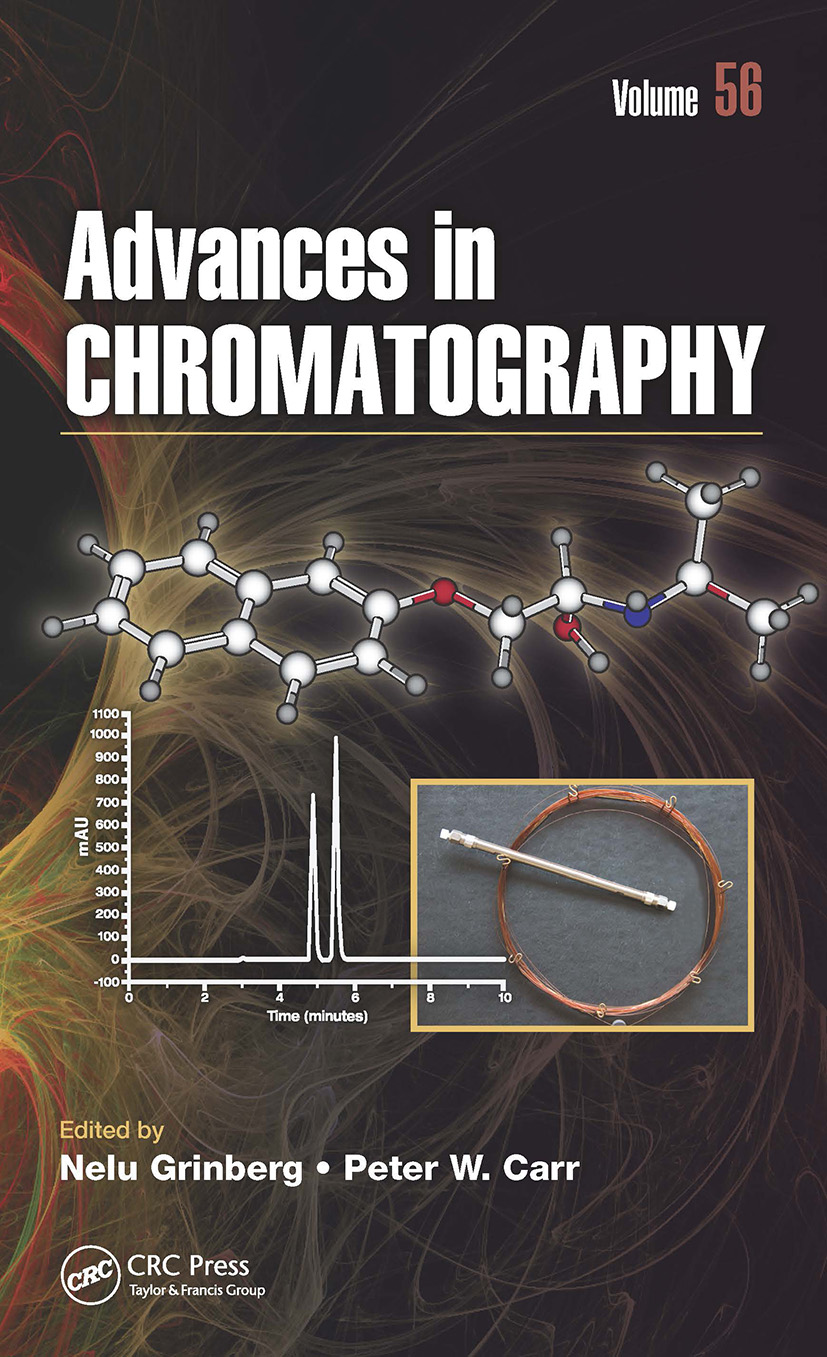 Advances in Chromatography: Volume 56, 1st Edition (e-Book) book cover
