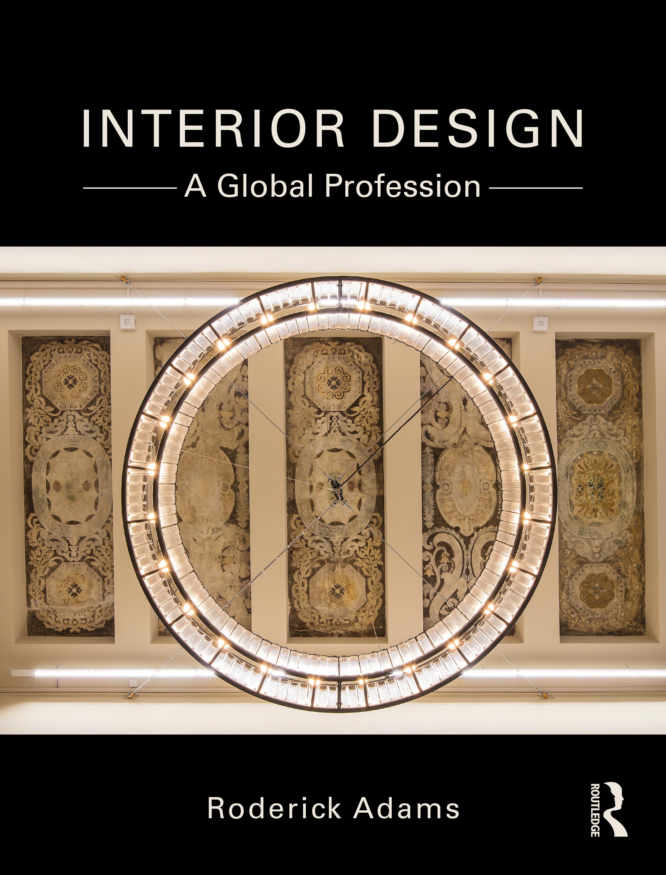 Interior Design: A Global Profession book cover