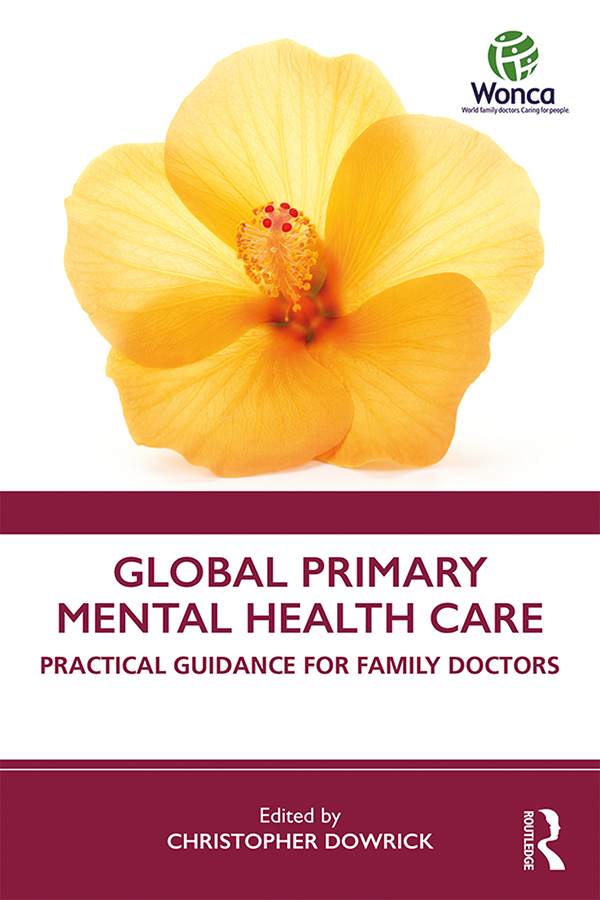 Global Primary Mental Health Care: Practical Guidance for Family Doctors book cover