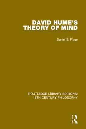 David Hume's Theory of Mind book cover