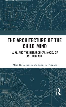 The Architecture of the Child Mind: g, Fs, and the Hierarchical Model of Intelligence book cover