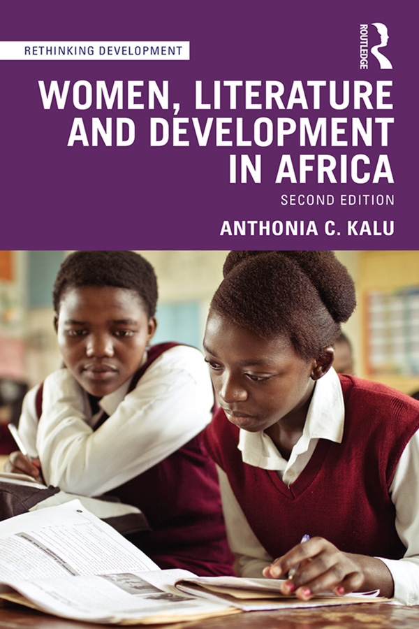 Women, Literature and Development in Africa book cover