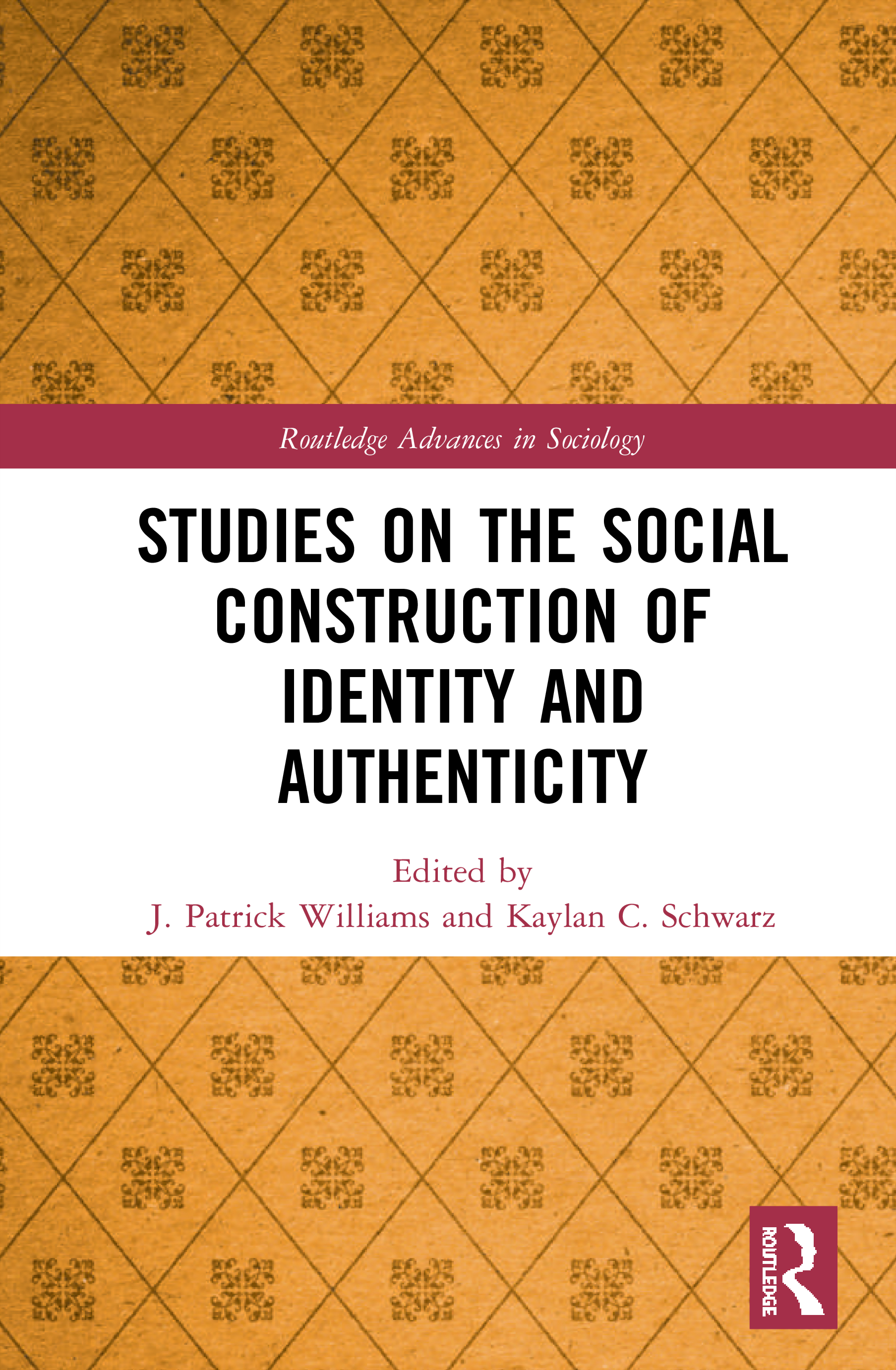 Studies on the Social Construction of Identity and Authenticity book cover