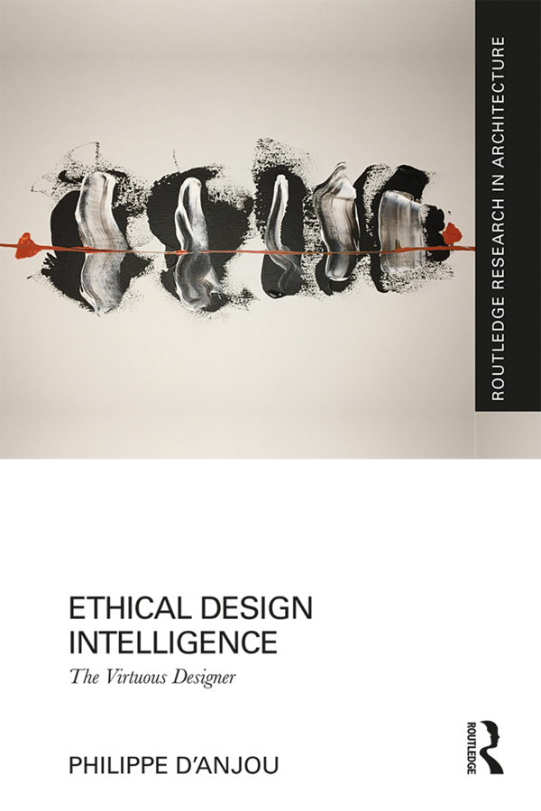 Ethical Design Intelligence: The Virtuous Designer book cover