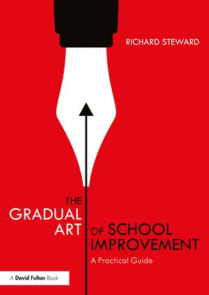 The Gradual Art of School Improvement: A Practical Guide book cover