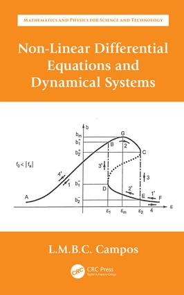 Non-Linear Differential Equations and Dynamical Systems book cover