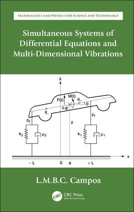 Simultaneous Systems of Differential Equations and Multi-Dimensional Vibrations: 1st Edition (Hardback) book cover