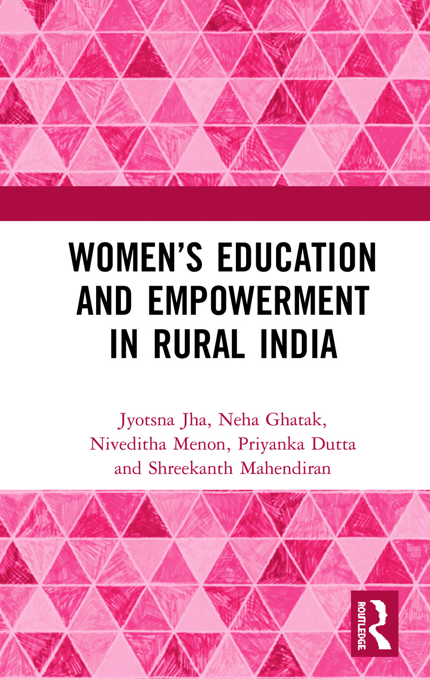 Women's Education and Empowerment in Rural India: 1st Edition (Hardback) book cover