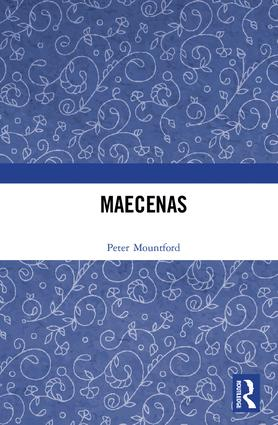 Maecenas book cover