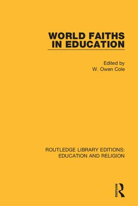 World Faiths in Education book cover