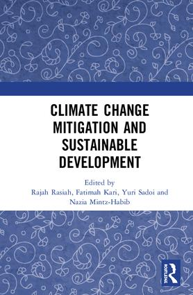 Climate Change Mitigation and Sustainable Development book cover