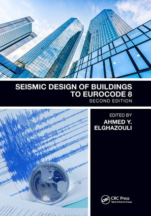 Seismic Design of Buildings to Eurocode 8: 2nd Edition (Paperback) book cover