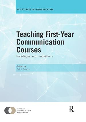 Teaching First-Year Communication Courses: Paradigms and Innovations book cover