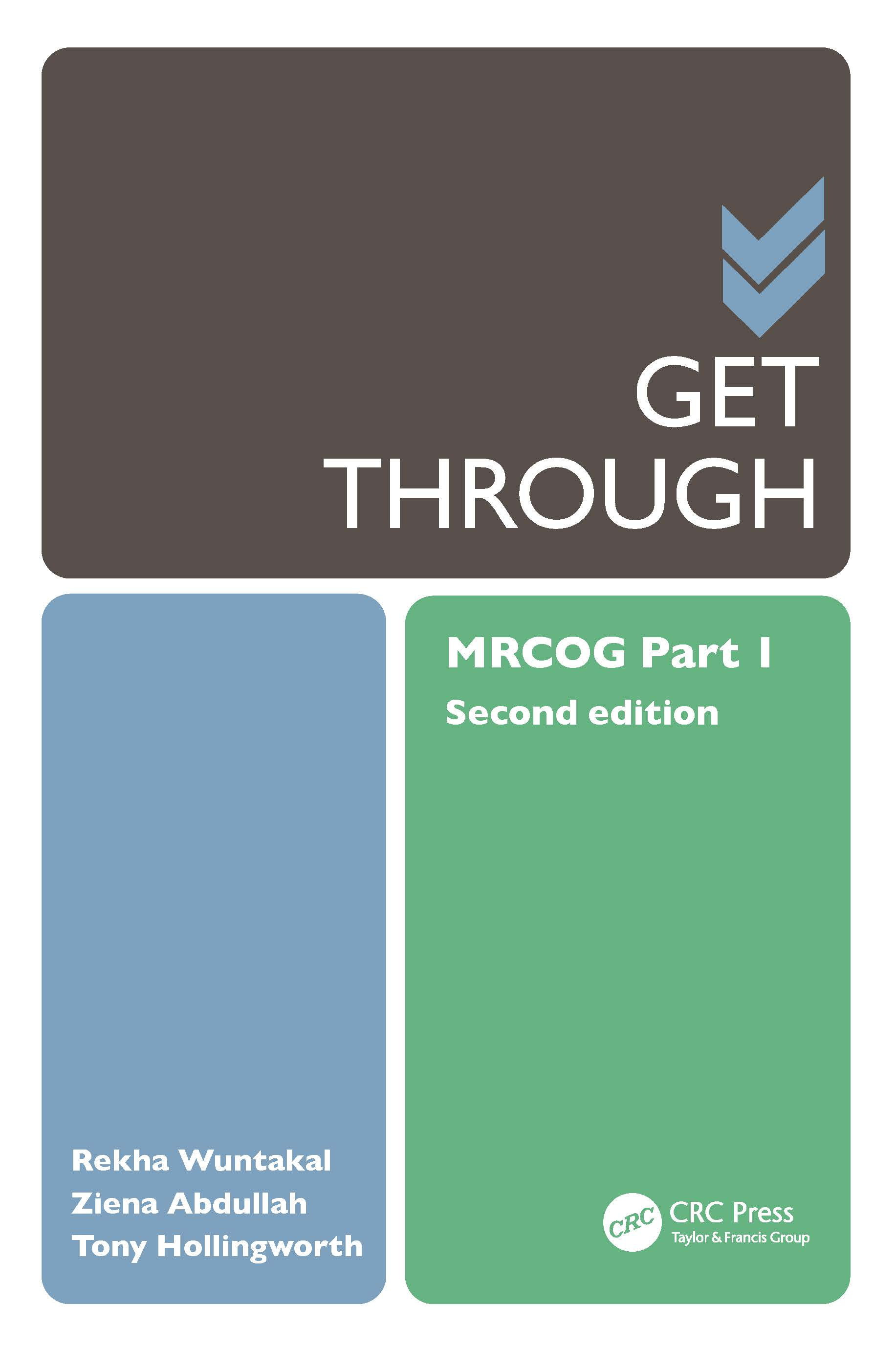 Get Through MRCOG Part 1 book cover