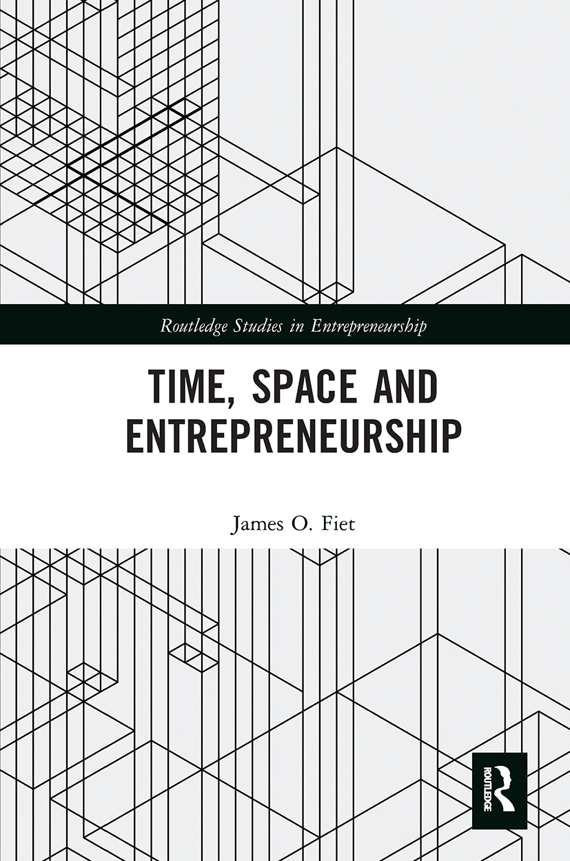 Time, Space and Entrepreneurship book cover