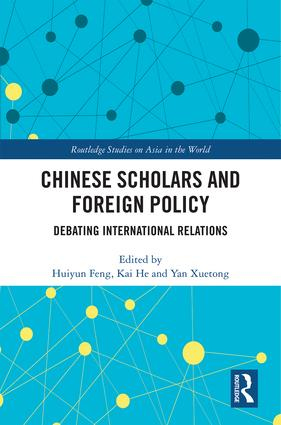Chinese Scholars and Foreign Policy: Debating International Relations, 1st Edition (Hardback) book cover
