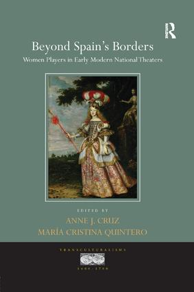 Beyond Spain's Borders: Women Players in Early Modern National Theaters book cover