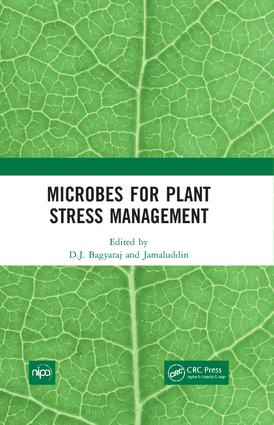 Microbes for Plant Stress Management: 1st Edition (Hardback) book cover
