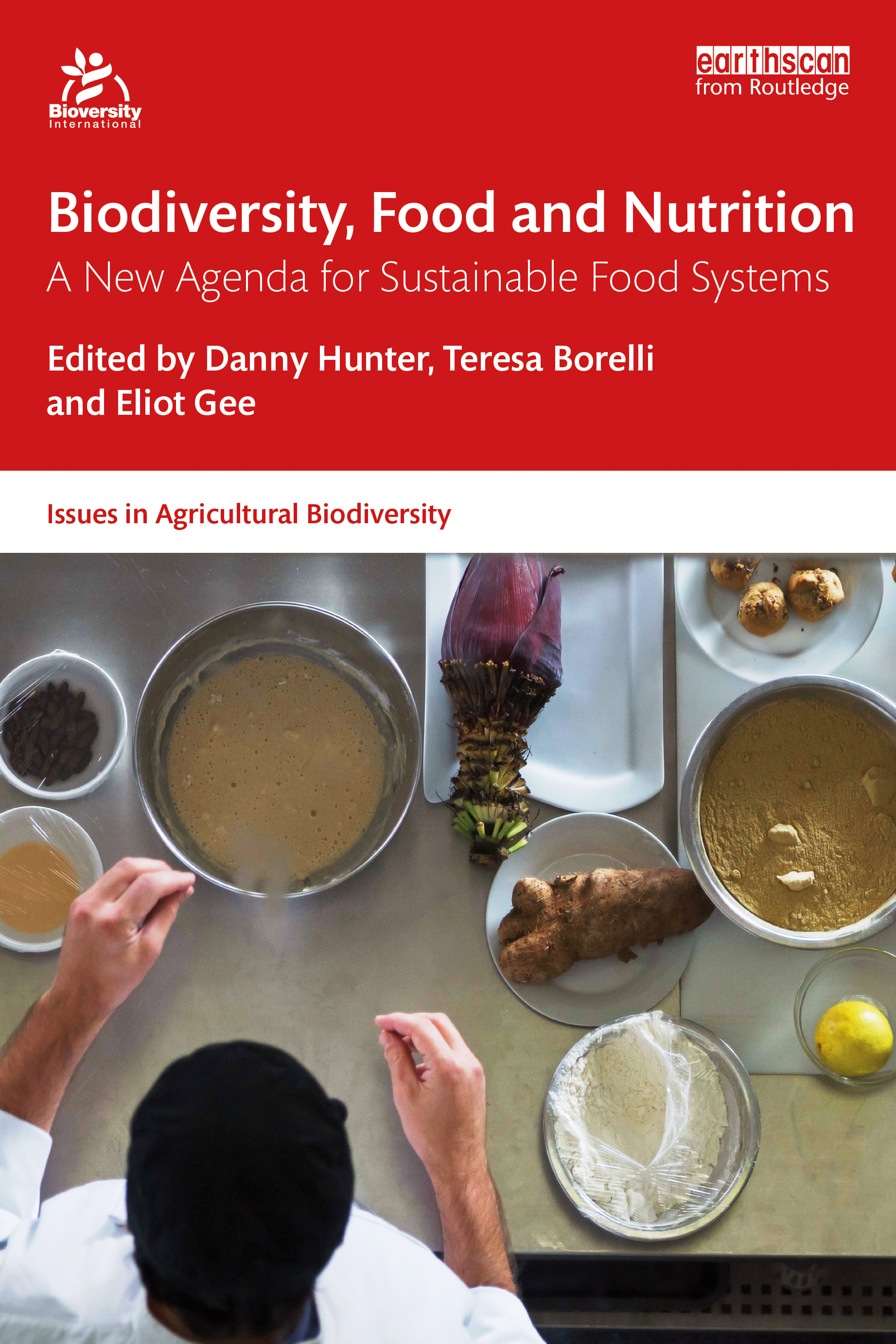 Biodiversity, Food and Nutrition: A New Agenda for Sustainable Food Systems, 1st Edition (Paperback) book cover