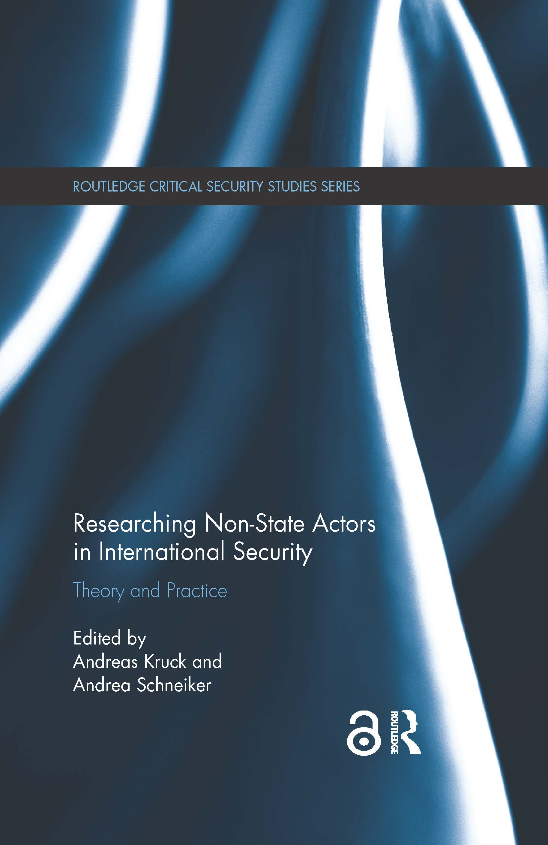 Researching Non-state Actors in International Security: Theory and Practice book cover