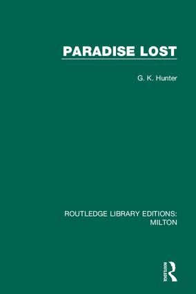 Paradise Lost book cover
