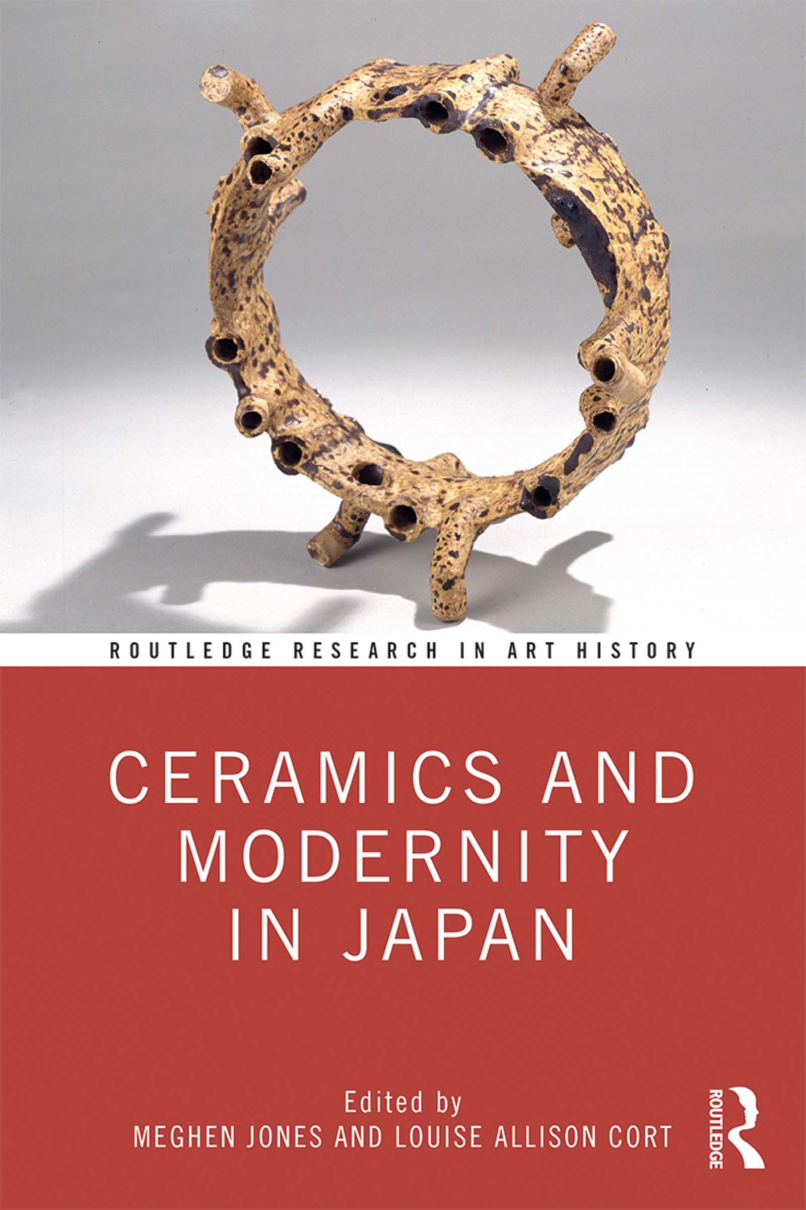 Ceramics and Modernity in Japan book cover