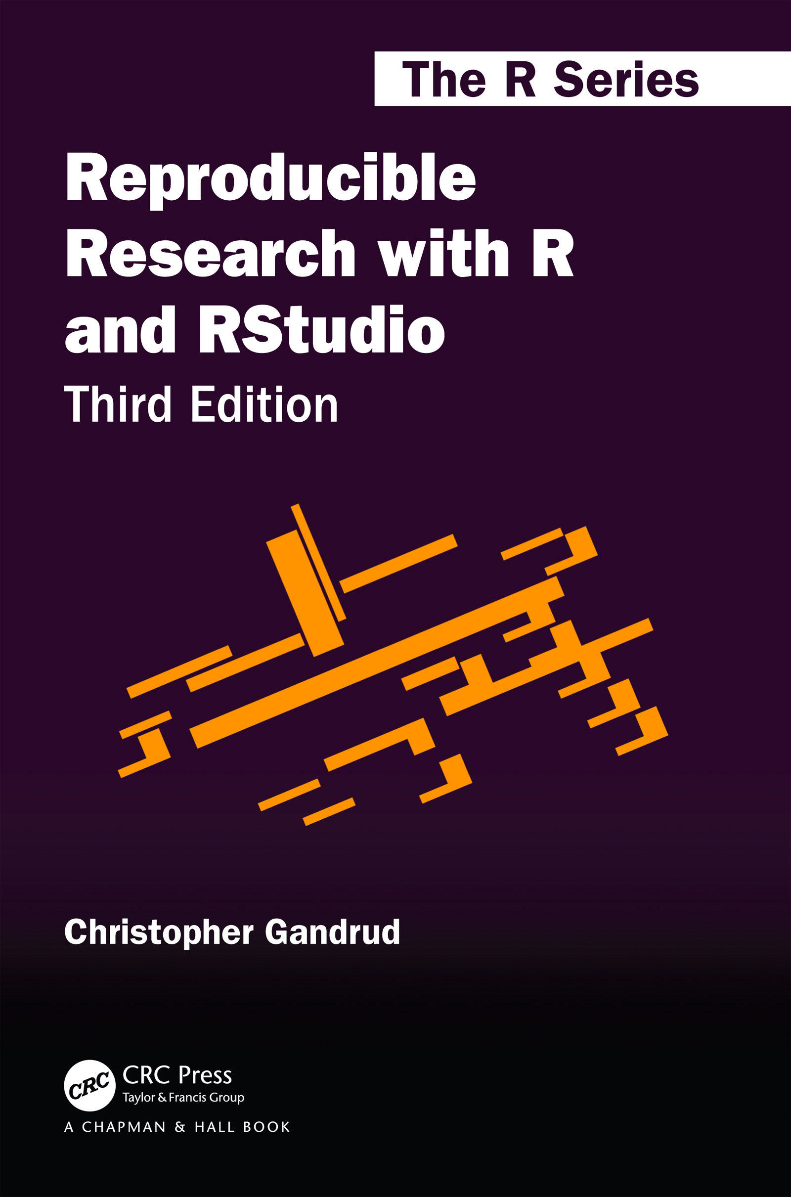 Reproducible Research with R and RStudio: 3rd Edition (Paperback) book cover