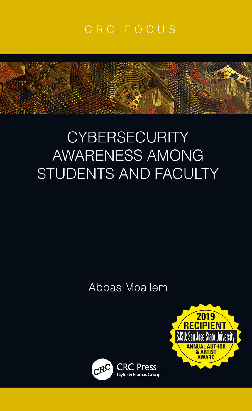 Cybersecurity Awareness Among Students and Faculty: 1st Edition (e-Book) book cover