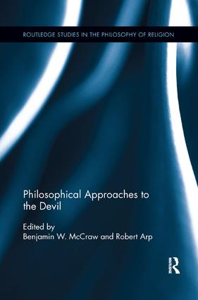 Philosophical Approaches to the Devil book cover