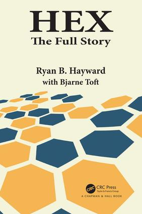 Hex: The Full Story, 1st Edition (Paperback) book cover