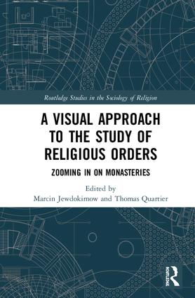A Visual Approach to the Study of Religious Orders: Zooming in on Monasteries book cover