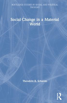 Social Change in a Material World book cover