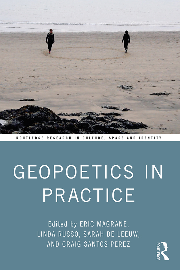 Geopoetics in Practice: 1st Edition (Hardback) book cover