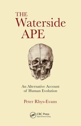 The Waterside Ape: An Alternative Account of Human Evolution book cover