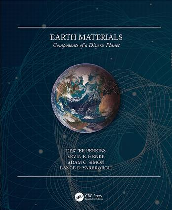 Earth Materials: Components of a Diverse Planet, 1st Edition (Paperback) book cover