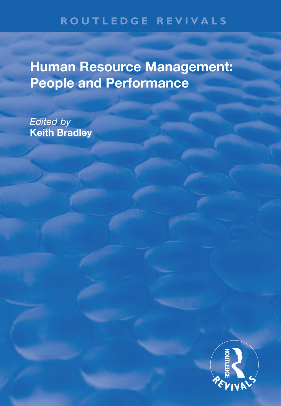 Human Resource Management: People and Performance, 1st Edition (Hardback) book cover