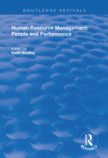 Human Resource Management: People and Performance
