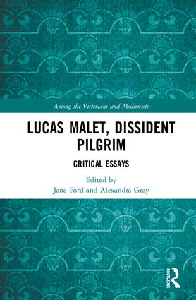 Lucas Malet, Dissident Pilgrim: Critical Essays, 1st Edition (Hardback) book cover