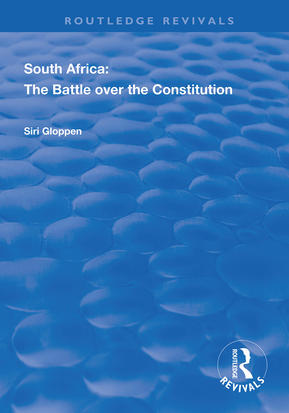South Africa: The Battle over the Constitution book cover