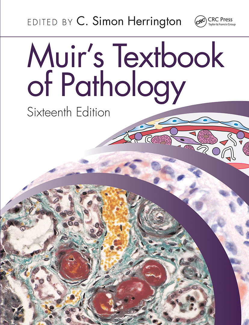 Muir's Textbook of Pathology book cover