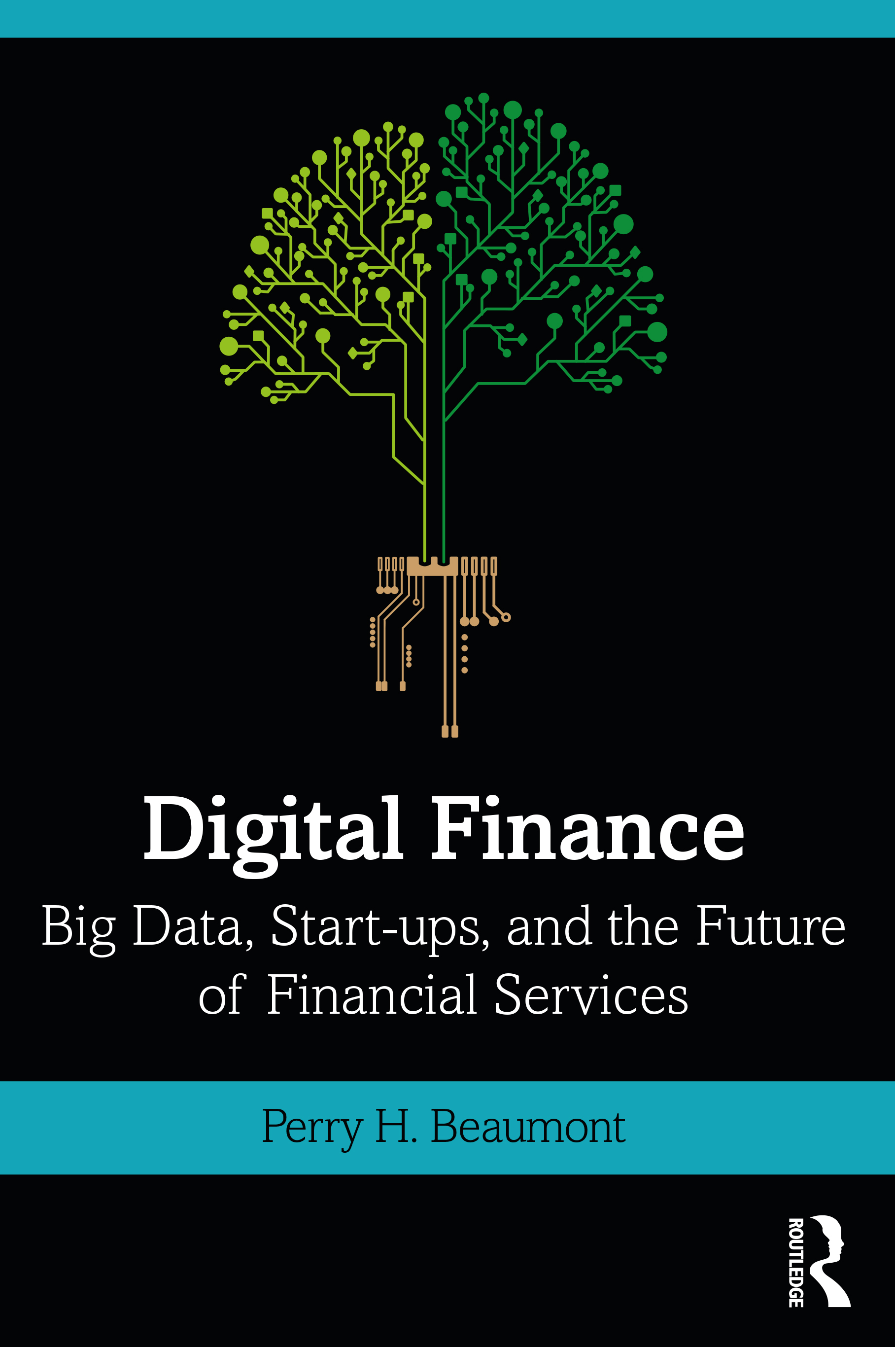 Digital Finance: Big Data, Start-ups, and the Future of Financial Services book cover